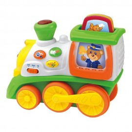 Gramofon Malucha Fisher-Price FBM46